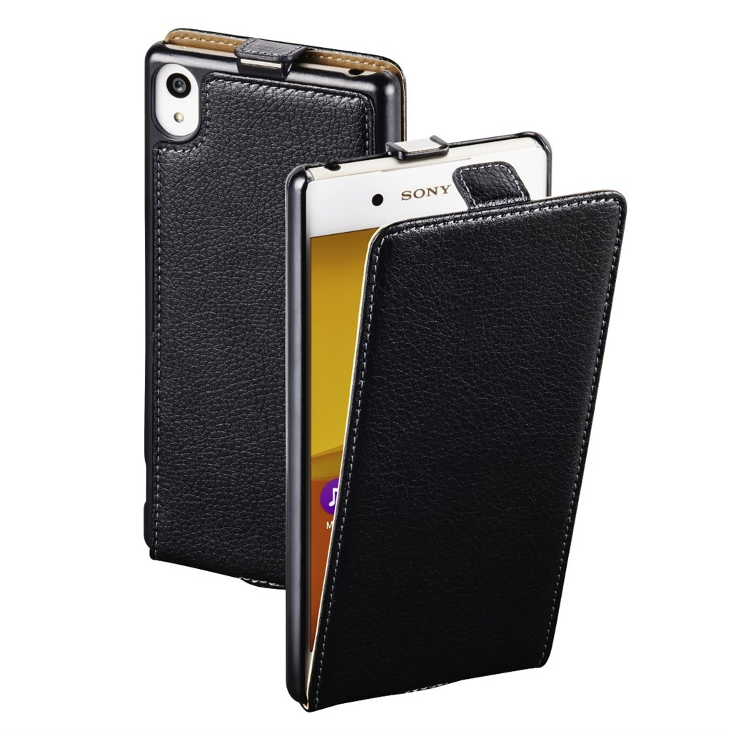 Hama Smart Case Flap Case for Sony Xperia Z4, black