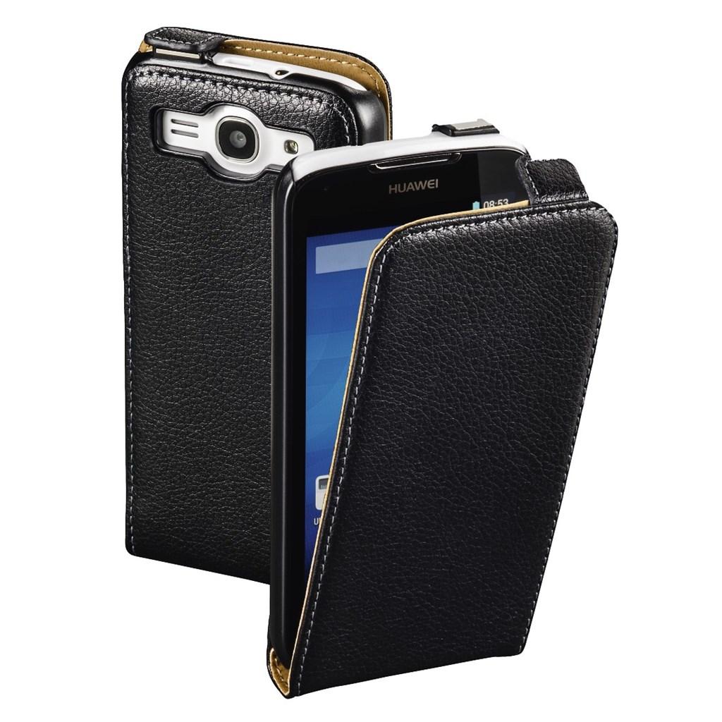 Hama Smart Case Flap Case for Huawei Ascend Y540, black