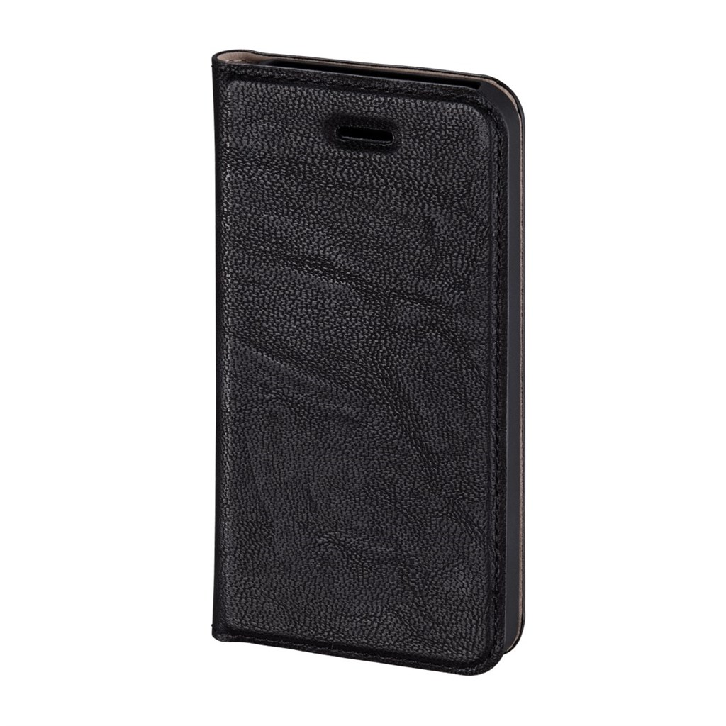 Hama Guard Case Booklet Case for Apple iPhone 5/5s, black