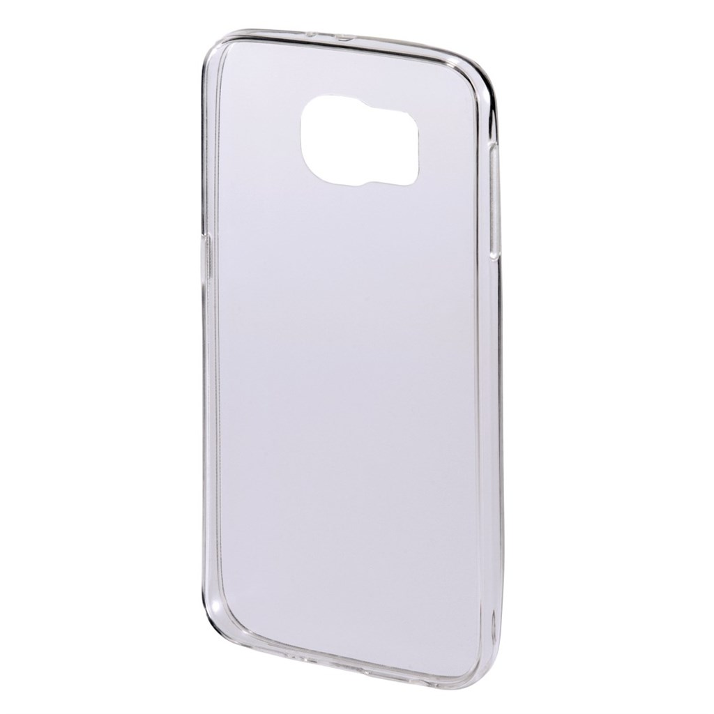 Hama Clear Cover for Samsung Galaxy S6, transparent