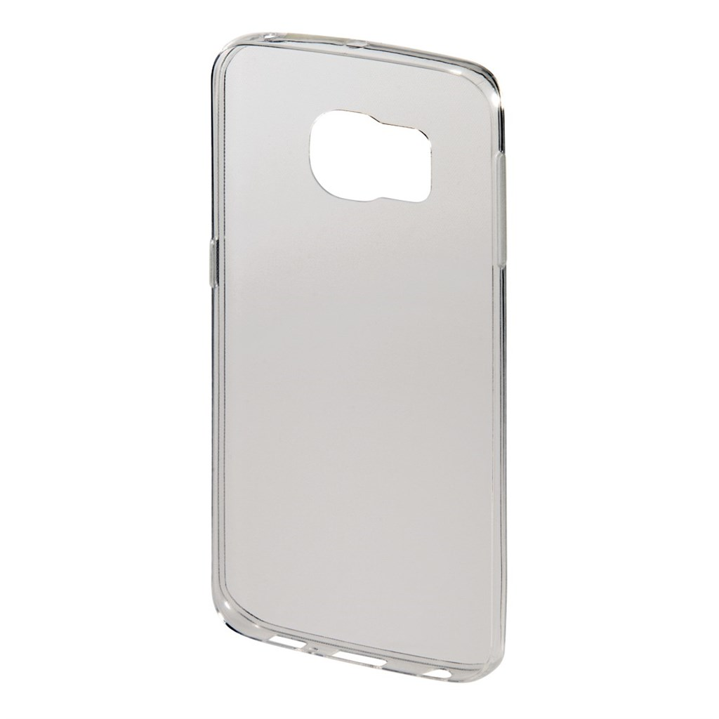 Hama Clear Cover for Samsung Galaxy S6 Edge, transparent
