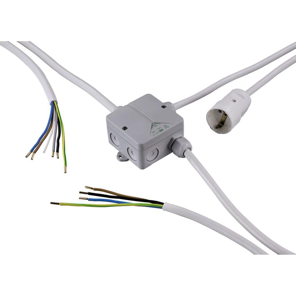 Xavax Power Splitter for Electric Kitchen Appliances