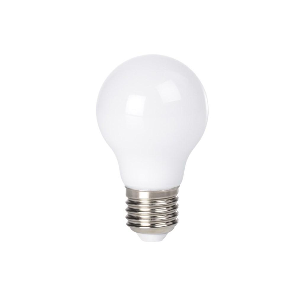Xavax LED žárovka, 4,5 W (=40 W), E27, plně skleněná, teplá bílá