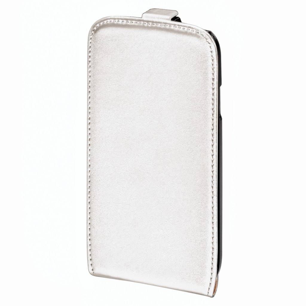 Hama Smart Case Flap Case for Samsung Galaxy S III/III Neo, white