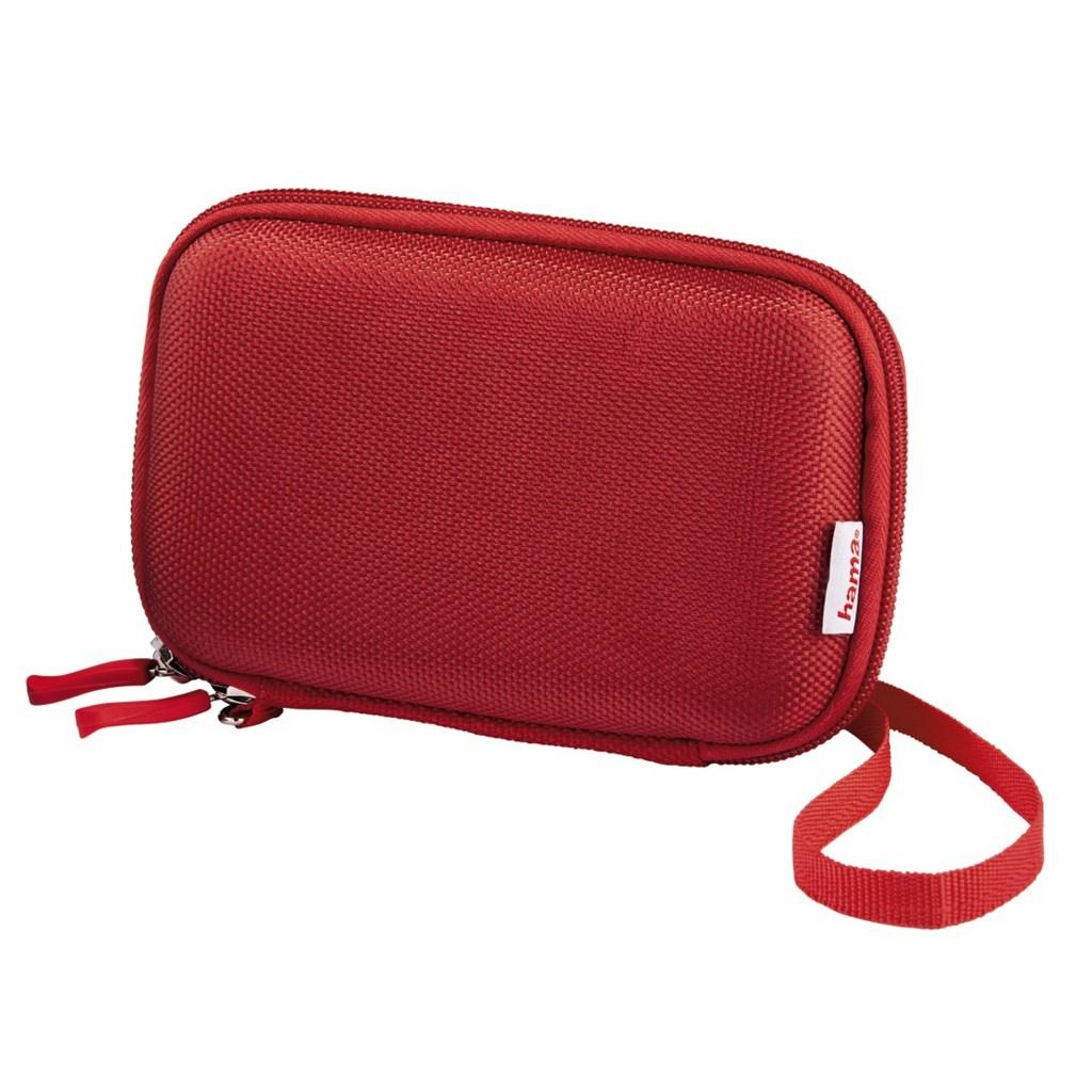 "Hama E.V.A. HDD Case 2,5"", red"