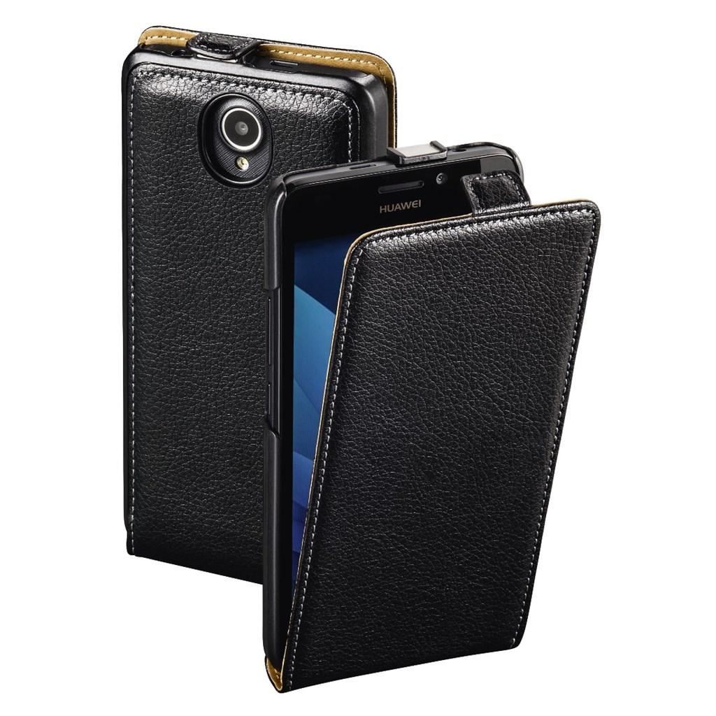 Hama Smart Case Flap Case for Huawei Y635, black