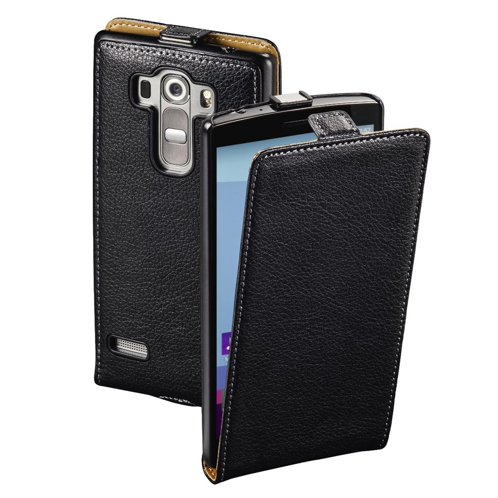Hama Smart Case Flap Case for LG G4s, black