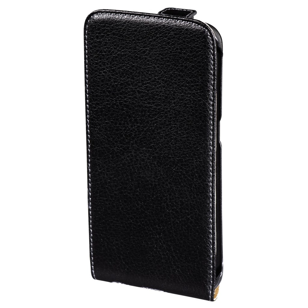 Hama Smart Case Flap Case for Samsung Galaxy S6 edge+, black