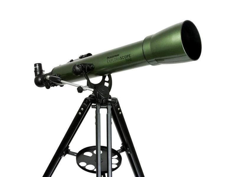 Celestron ExploraScope 80 AZ (22102)