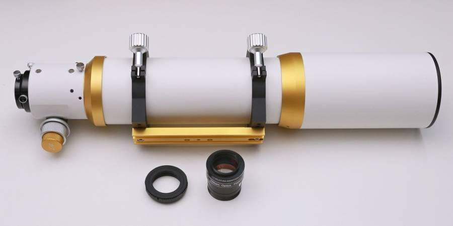 WILLIAM OPTICS GOLDEN GT-102 TRIPLET (GRAN TURISMO) APO SET