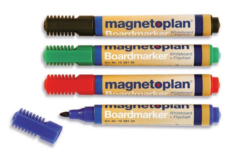 Popisovač Magnetoplan barvy sada (4ks)