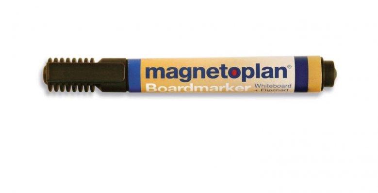 Popisovač Magnetoplan černá (4ks)