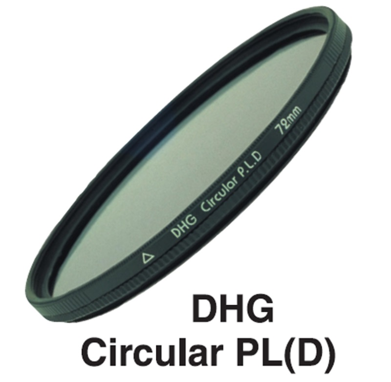 MARUMI DHG-95mm Circular PL