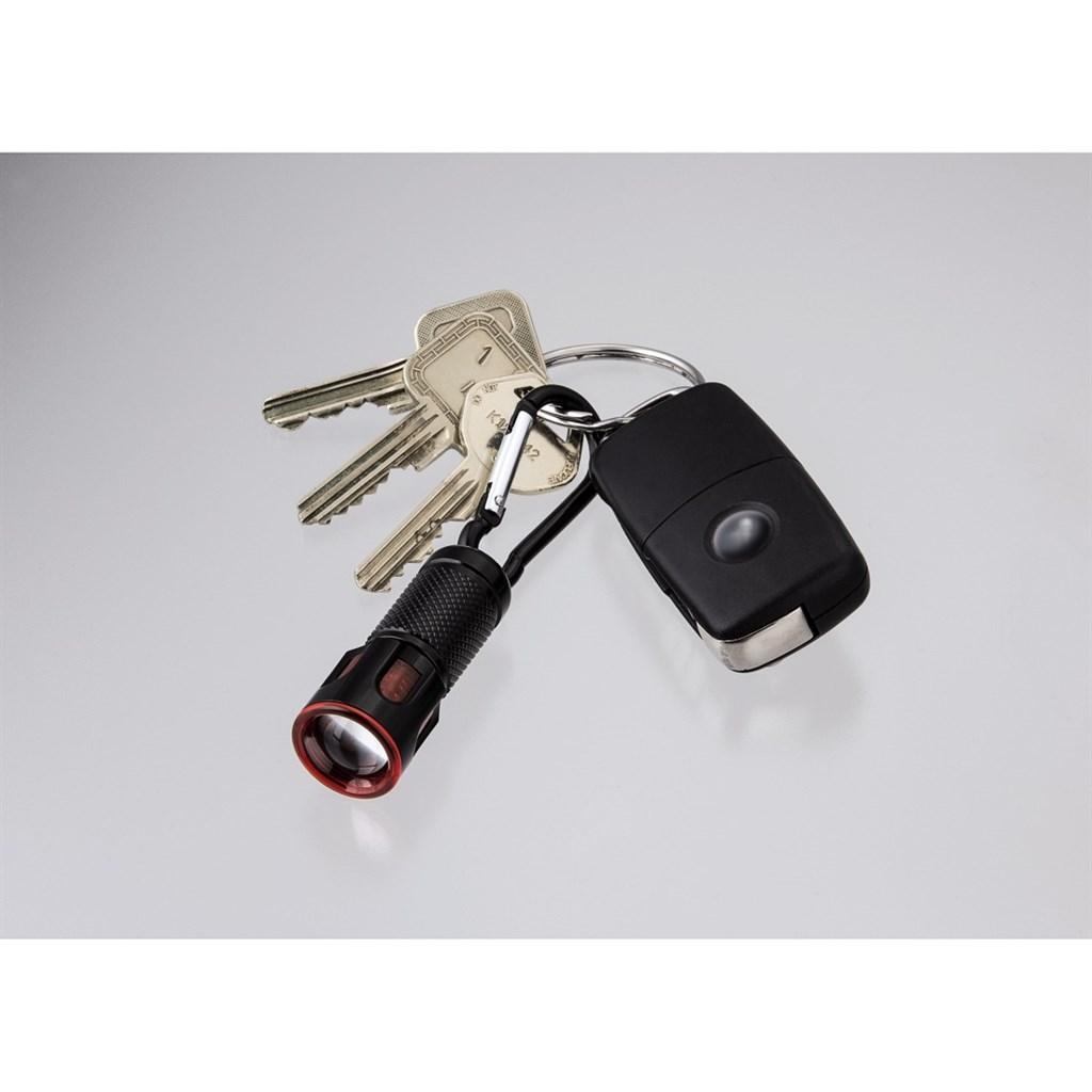 Hama Key, LED baterka s karabinkou