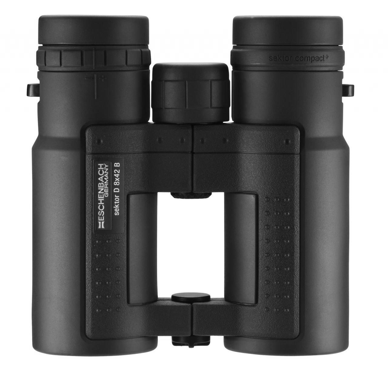Eschenbach dalekohled sektor D 8x42 B compact+ Black