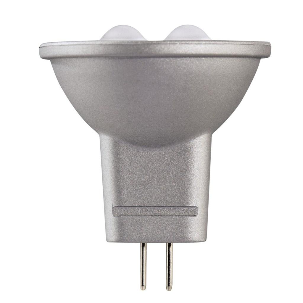 Xavax LV LED Reflector Bulb, 2W, GU4, warm white
