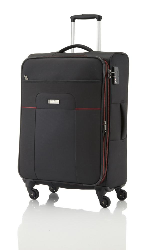 Travelite Gravis 4w L Black