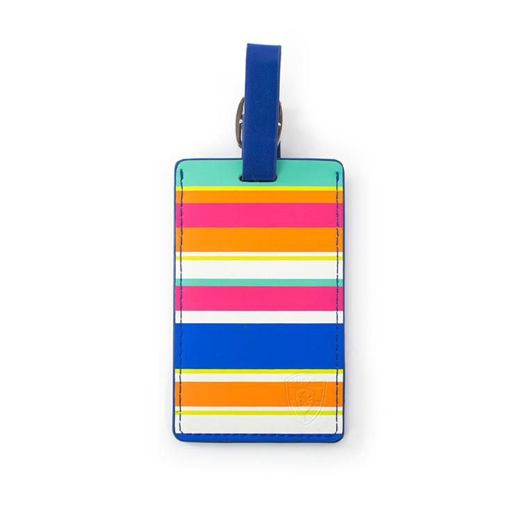Heys Luggage Tag Colourful Strip