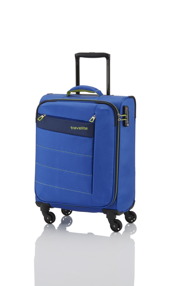 Travelite Kite 4w S Royal Blue No. 3