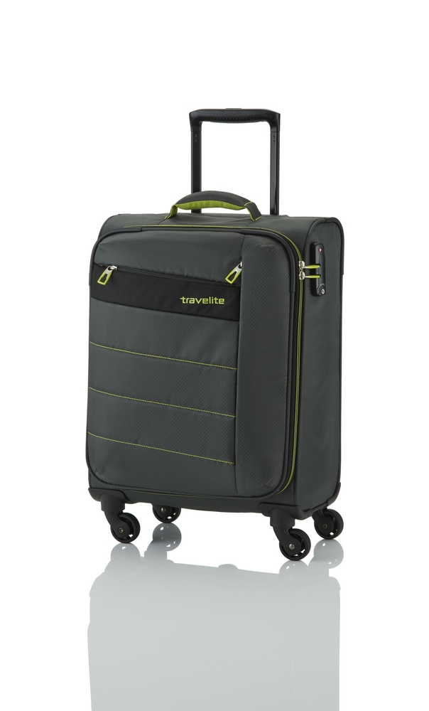 Travelite Kite 4w S Olive Green