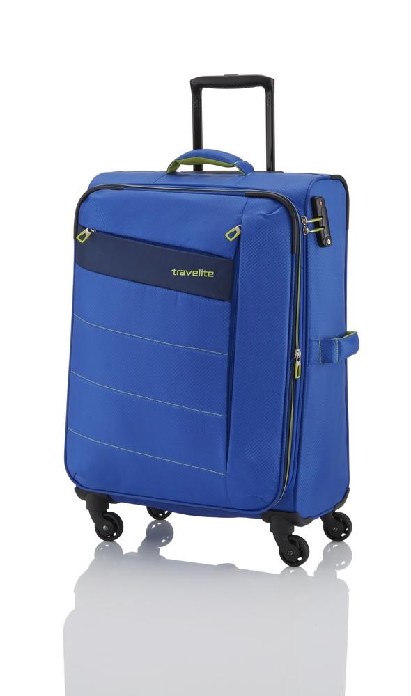 Travelite Kite 4w M Royal Blue No. 3