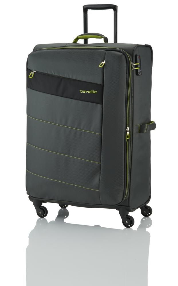 Travelite Kite 4w L Olive Green