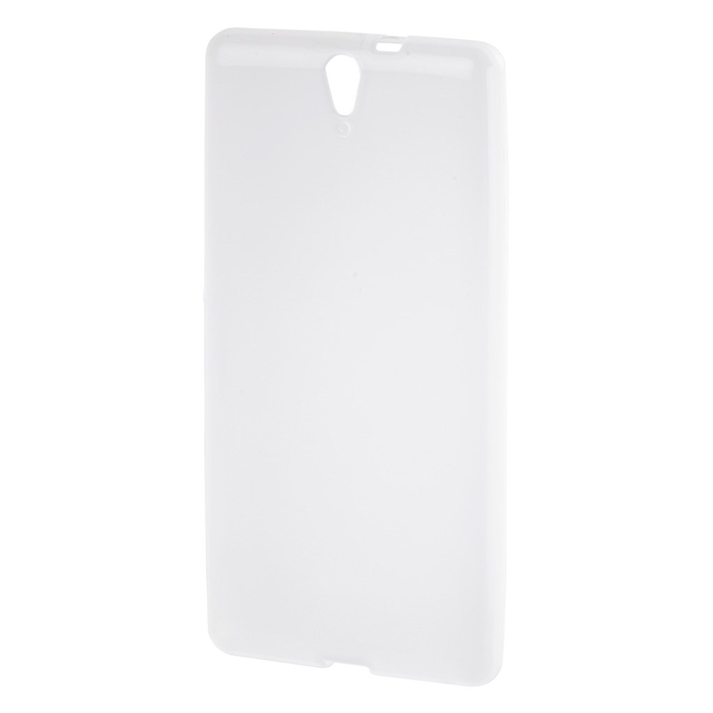 Hama Crystal Cover for Sony Xperia C5 Ultra, transparent