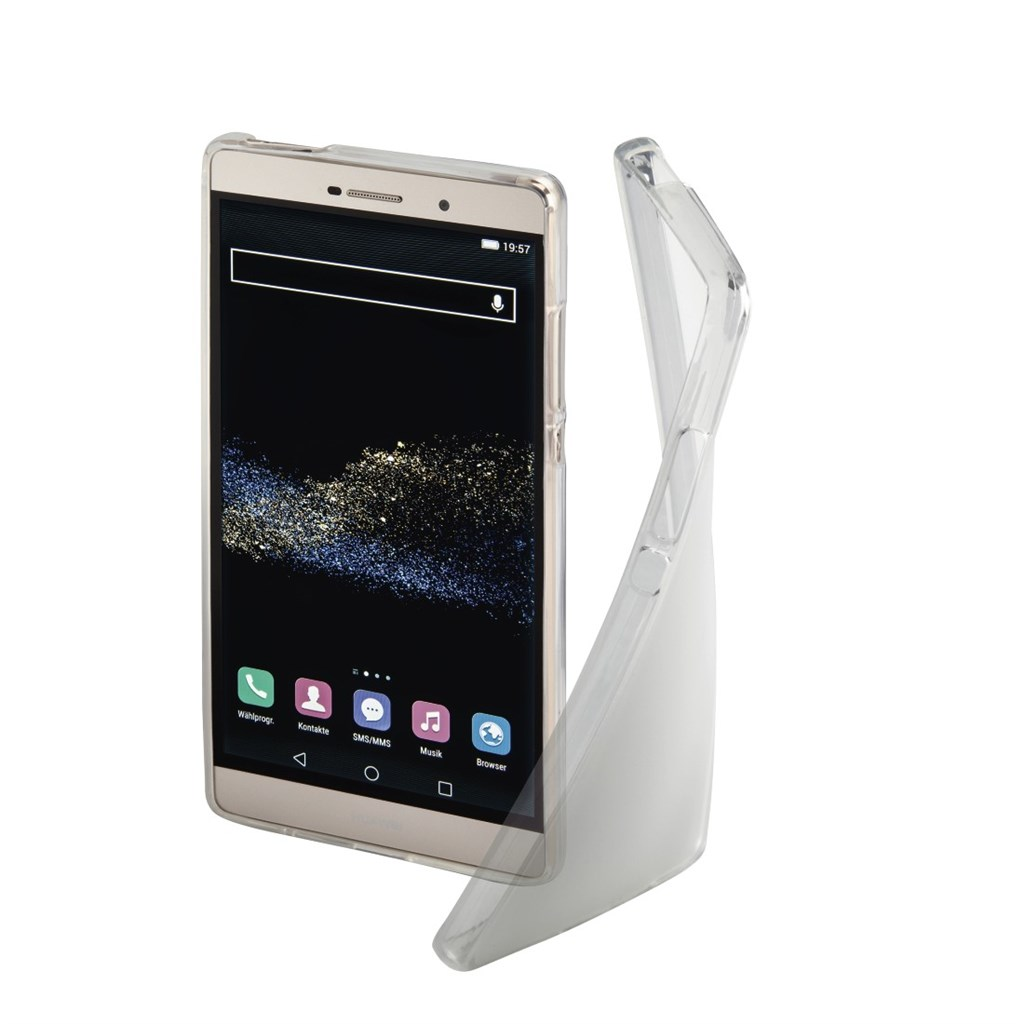 Hama Crystal Cover for Huawei P8 Max, transparent