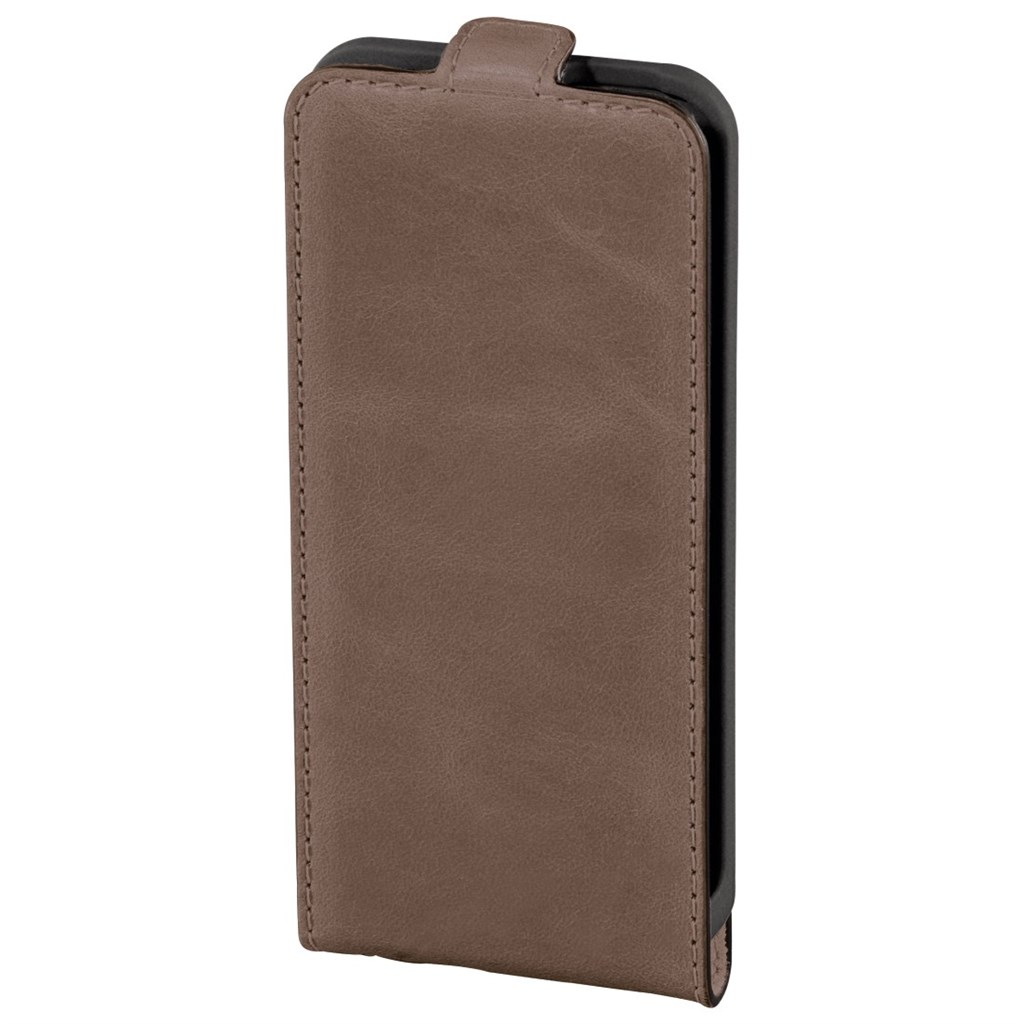 Hama Prime Line Smart Case for Samsung Galaxy S6, taupe