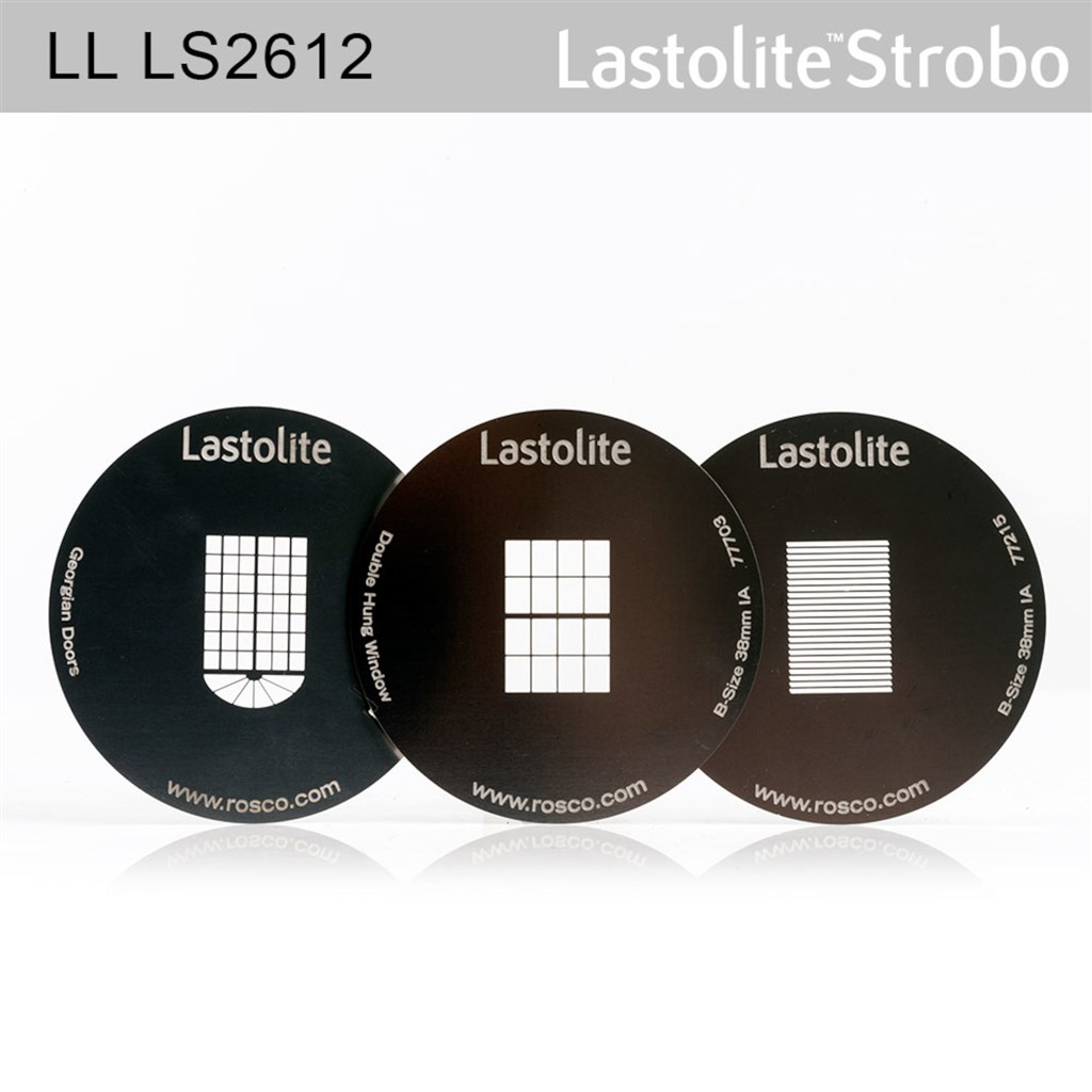 Lastolite Gobo Set - Architectural (LS2612)