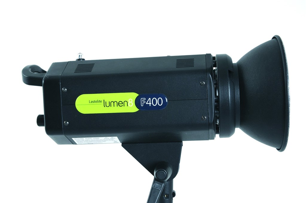 Lastolite Lumen8 Single Flash Head F400 EU (LL3501RTEU)