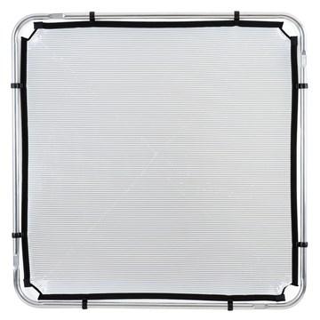 Lastolite Skylite Rapid Fabric Small 1.1 x 1.1m Soft Silver Difflector (LR81108R)