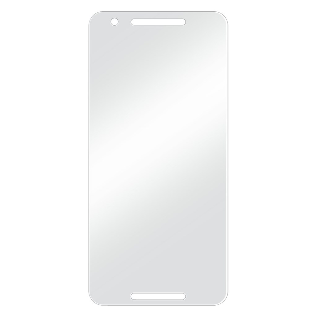 Hama Screen Protector for Google Nexus 6P, 2 pieces