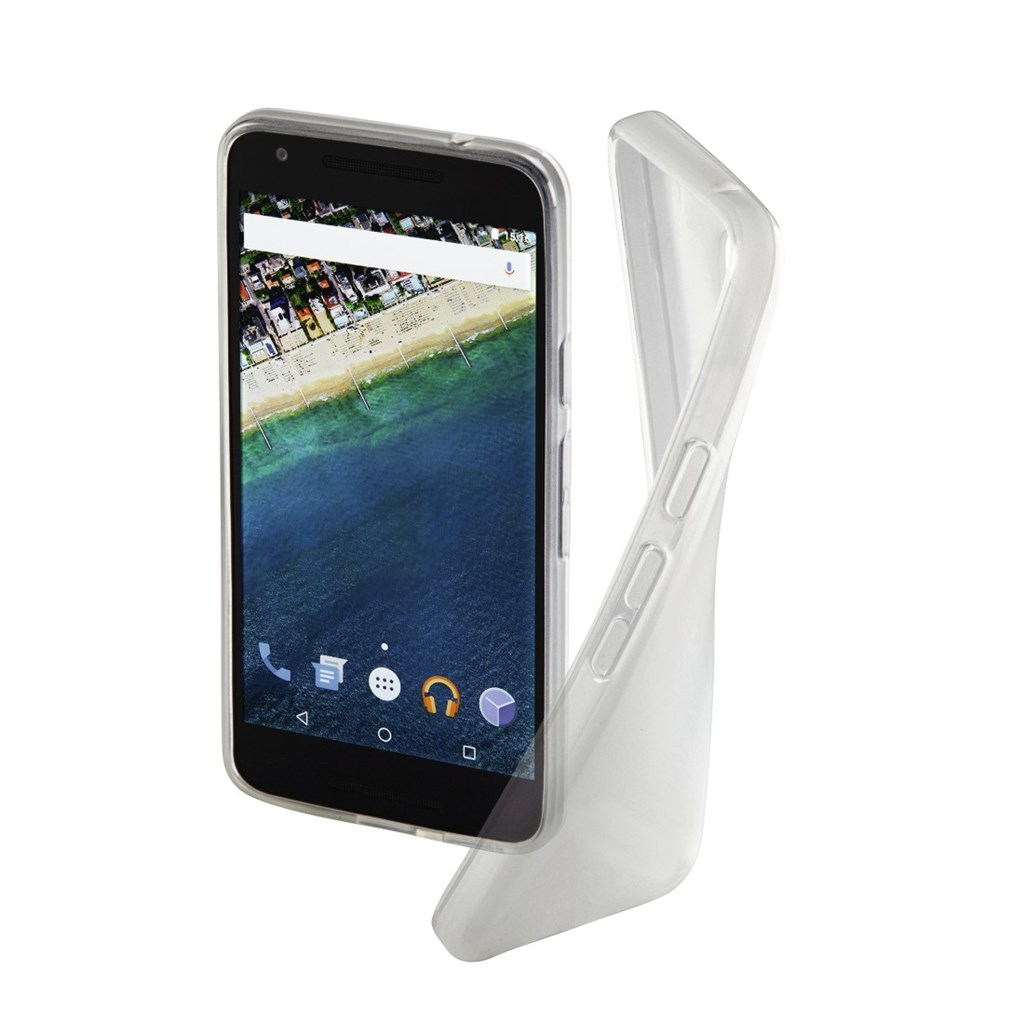 Hama Crystal Cover for Google Nexus 5X, transparent
