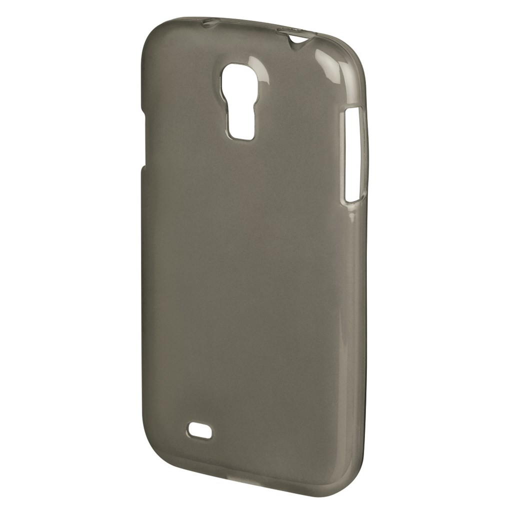 Hama Crystal Mobile Phone Cover for Samsung Galaxy S 4 mini (LTE), grey