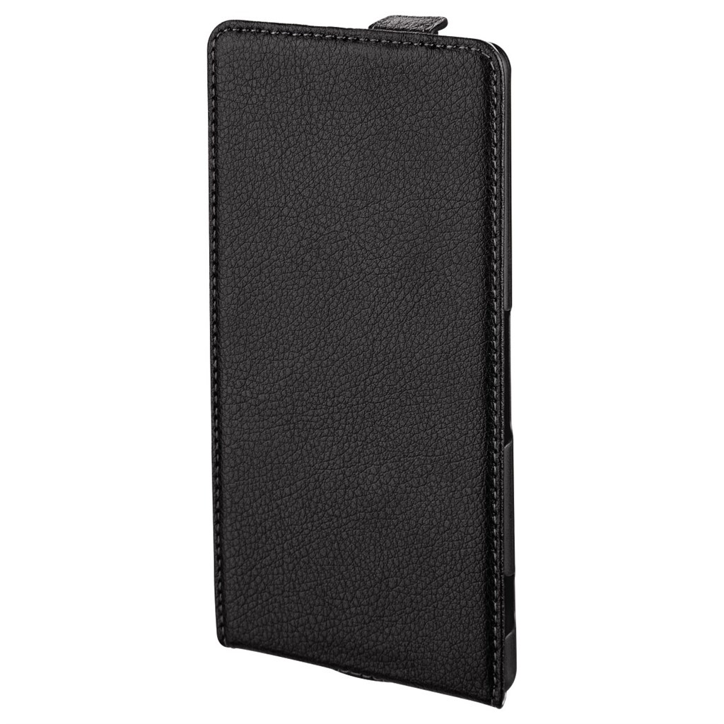 Hama Smart Case Flap Case for Sony Xperia C5 Ultra, black