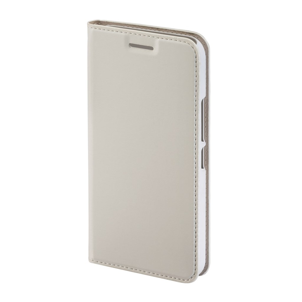 Hama Slim Booklet Case for HTC One (M9), white