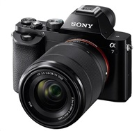 SONY Alfa 7 obj 28-70mm