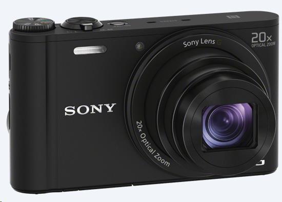 SONY DSCWX220B Cyber-Shot černý