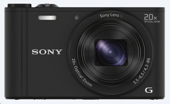 SONY DSCWX350B Cyber-Shot černý