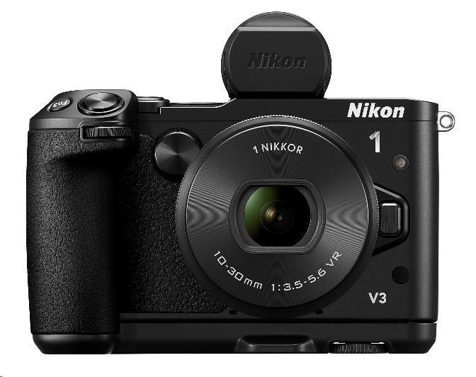 NIKON 1 V3 + 10-30mm + GR-N1010