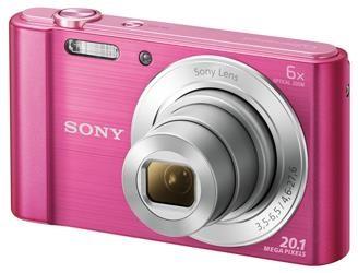 SONY DSCW810P Cyber-Shot růžový