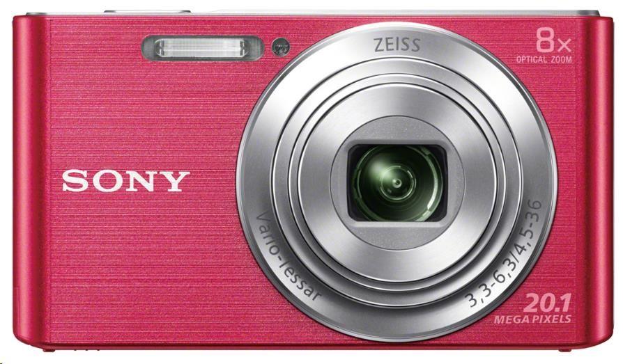 SONY DSCW830P Cyber-Shot růžový
