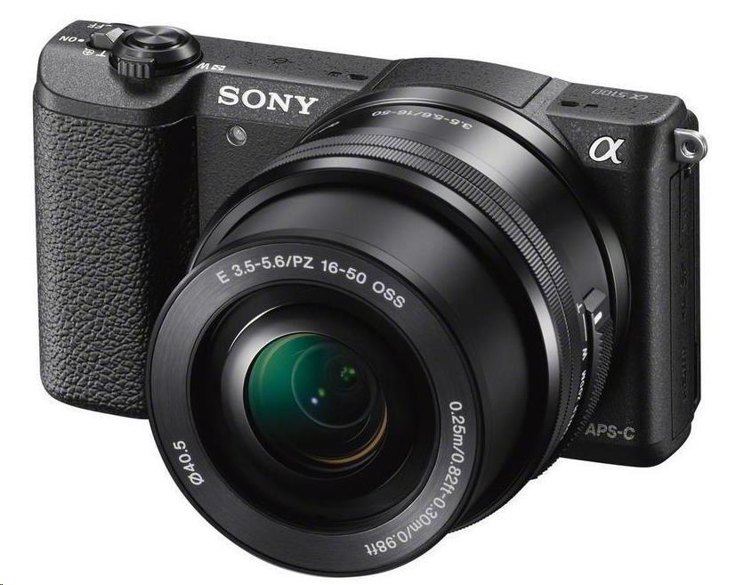 SONY Alpha-A5100 černý