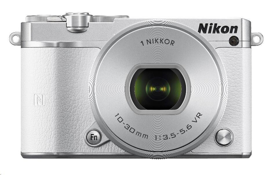 Nikon 1 J5 bílý
