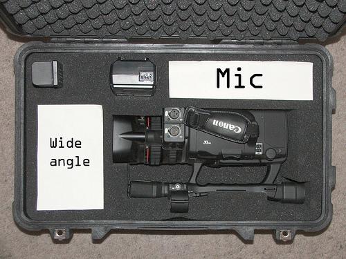 Canon HC-4200