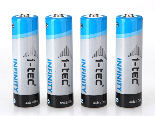iTec Infinity AA nabíjecí akumulátory 4ks (2500mAh)