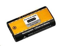 Patona fotobaterie pro Kodak KLIC-8000 1300mAh