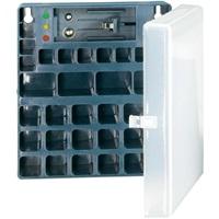 CONRAD Energy box se zkoušečkou baterií