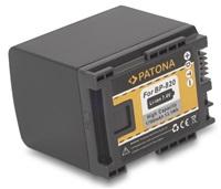 Fotobaterie Patona pro Canon BP-820 1780mAh Li-Ion